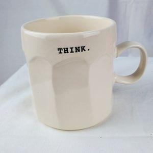 Rae Dunn Think Cup